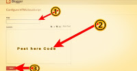 Email Me Button widget Blogger Blog me kaise add kare