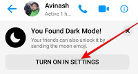Dark-mode-how-to-enable-facebook-messanger-app