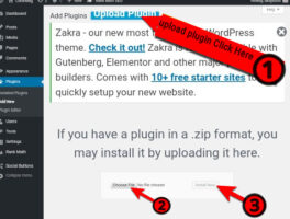 Plugin-manually-kaise-Upload-kare