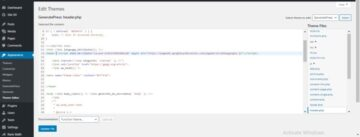 direct theme editor se footer me code add kare