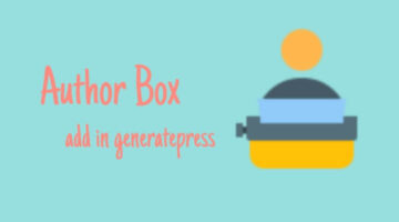Author-box-in-generatepress