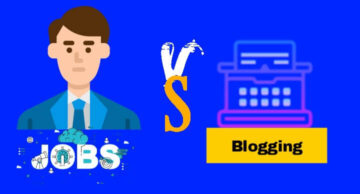 Blogging-ve-job