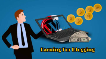 Earning-for-blogging