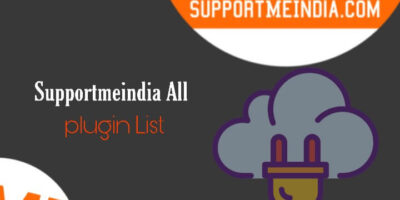 Supportmeindia devloped All Plugin list