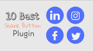Social-share-button-plugin-list