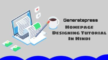 Generatepress-homepage-design